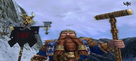 Du temps de jeu gratuit pour Warhammer Online