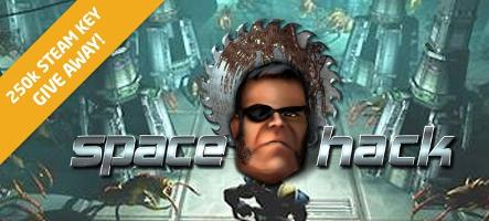 250000 clefs Steam gratuites pour Space Hack