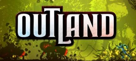 Outland sort sur PC, mélange de Prince of Persia et Ikaruga