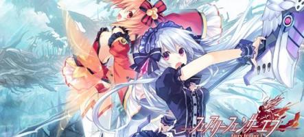 Fairy Fencer F est disponible sur PS3
