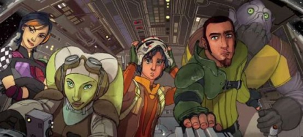 Star Wars Rebels, la critique de...