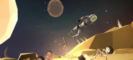 Autocraft : un jeu spatial