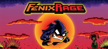 Sortie de Fenix Rage, une histoire de caillou