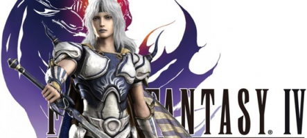 Final Fantasy IV est disponible sur Steam