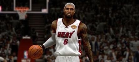 NBA 2K15 : Les meilleurs joueurs se donnent en spectacle