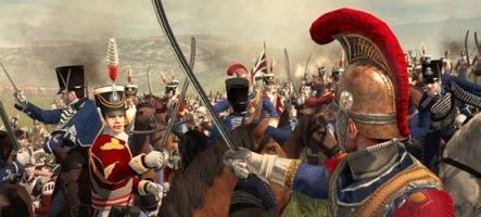 Tous les jeux Total War à -75% sur Steam