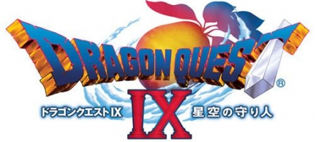 2 millions de précommandes pour Dragon Quest IX au Japon