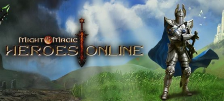 Might & Magic Heroes Online est disponible
