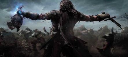 La Terre du Milieu : L'Ombre du Mordor, la bande-annonce de lancement
