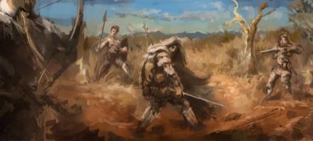 Das Tal : un MMORPG PvP Sandbox...
