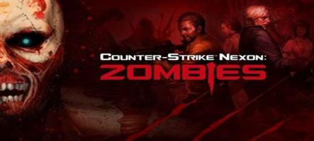Counter-Strike Nexon: Zombies est disponible