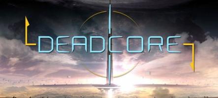 Deadcore : Un FPS et des plateformes