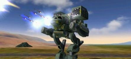 Mechwarrior 5 en approche