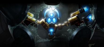 Systole : Jouez un robot abandonné