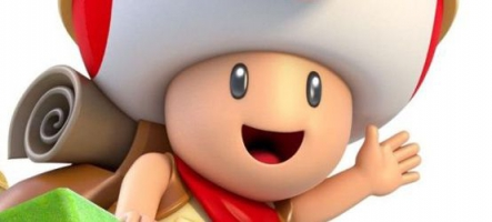 Nintendo annonce Captain Toad: Treasure Tracker sur Wii U