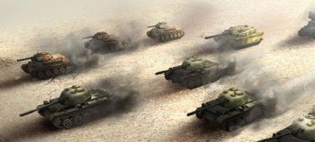 Battleline Steel Warfare, un jeu de stratégie gratuit