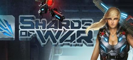 Shards of War, le MOBA nouvelle génération