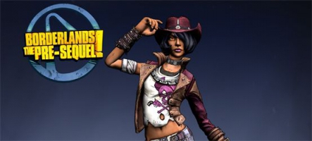 Borderlands: The Pre-Sequel, la bande-annonce de lancement