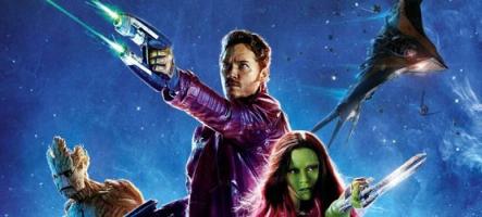 Les Gardiens de la Galaxie deviennent une série TV