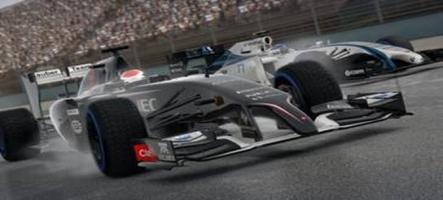 F1 2014 : sortie du jeu