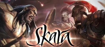 Skara: The Blade Remains, un jeu développé avec l'Unreal Engine 4