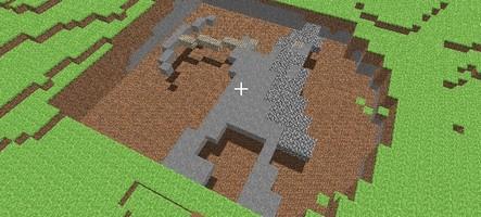 Il passe deux ans à construire une ville dans MineCraft