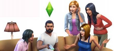 Les Sims 4 : Tous les personnages nus !