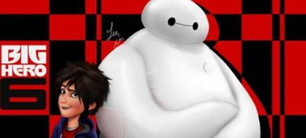 Big Hero 6, un jeu tiré du prochain film Disney