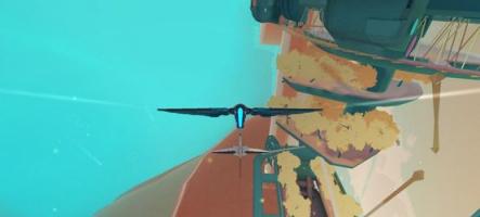 Innerspace, un jeu d'exploration aérienne pas comme les autres