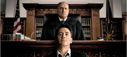 Le juge, la critique du film