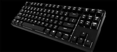 Test du clavier Cooler Master CMStorm QuickFire Rapid-i