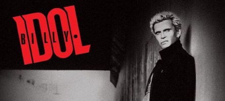 Sortie du nouvel album de Billy Idol : Kings & Queens of the Underground