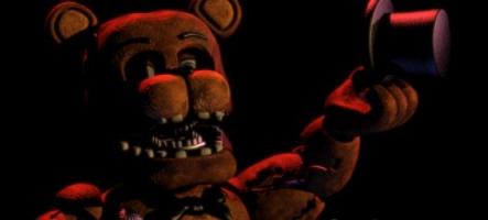 Five Nights at Freddy's 2 : survivez à des peluches tueuses