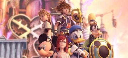 Kingdom Hearts : Nomura voulait des tronçonneuses