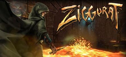 Ziggurat : un FPS dans un donjon, à l'ancienne