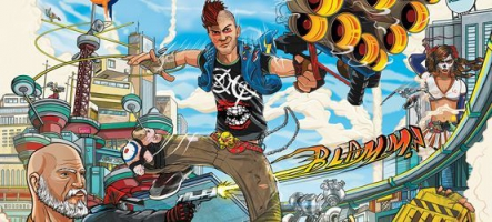 (Test) Sunset Overdrive (Xbox On...