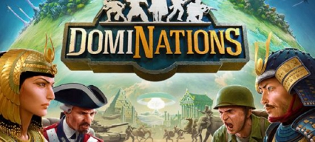 DomiNations, par les créateurs de la série Rise of Nations