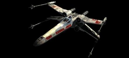 Star Wars: X-Wing et Tie Fighter débarquent enfin en téléchargement !