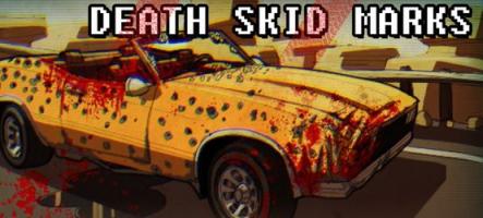 Death Skid Marks, un jeu à l'ancienne