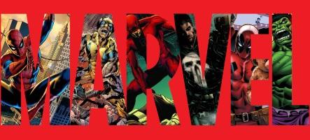 Marvel dévoile la Phase 3 de ses films