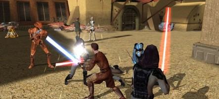 Envie de KOTOR ? Allez sur Good Old Games