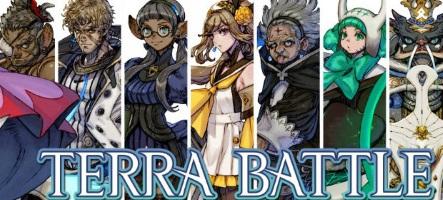 Terra Battle compte un million de joueurs