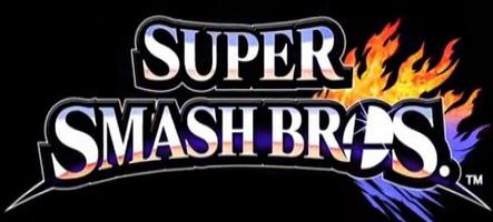 Super Smash Bros. en avance sur Wii U !