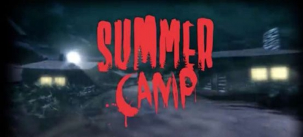 Summer Camp : un jeu vidéo inspiré des films d'horreur des années 80