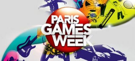 Paris Games Week : Les Trophées 2014