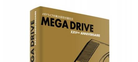 Mega Drive : XXVème Anniversaire, le livre ultime