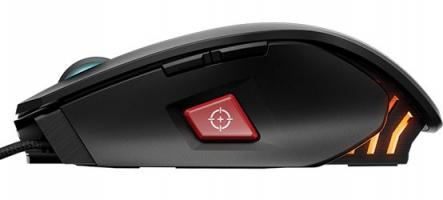 Test de la souris Corsair Gaming M65 RGB