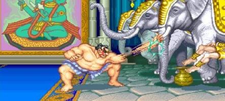 Street Fighter II sur PC, c'est gratuit