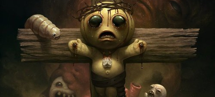 The Binding of Isaac: Rebirth est disponible