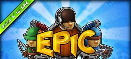 Epic Manager : dirigez une agence de héros